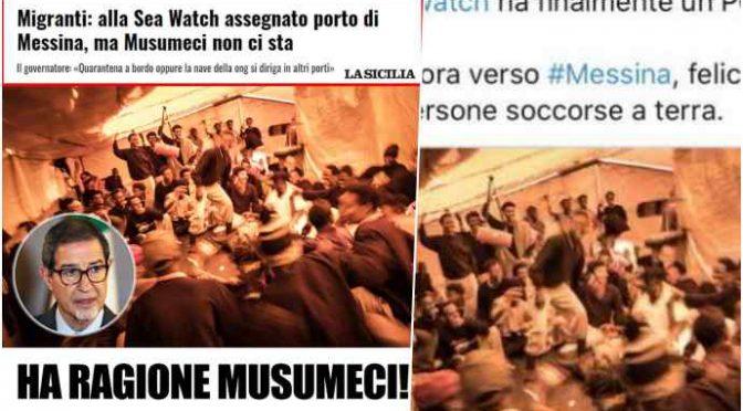 """Coronavirus, Governatore Sicilia contro sbarchi: """"Avrei schierato carabinieri"""""""