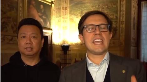 "Pd riapre i musei a Firenze, Burioni: ""Coronavirus vi ringrazia"""
