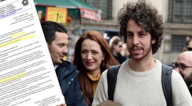 Liceo, lezione obbligatoria dalle Sardine a Bologna: studenti in rivolta