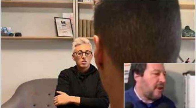 Sorpresa: avvocato spacciatore tunisino citofonato da Salvini si candida col Pd