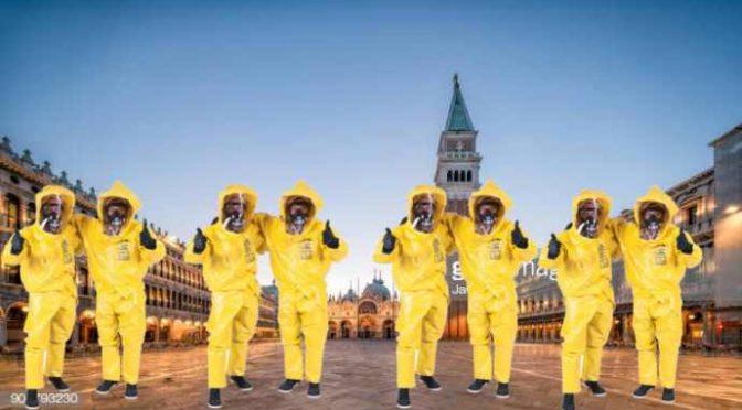 Coronavirus a Venezia, grazie ai cinesi di Conte niente Carnevale