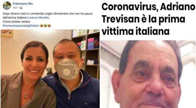 Cinese ironizza su vittime italiane da Coronavirus: rimandarlo a casa