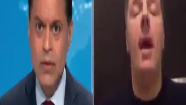 Renzi parla inglese, conduttore terrorizzato – VIDEO