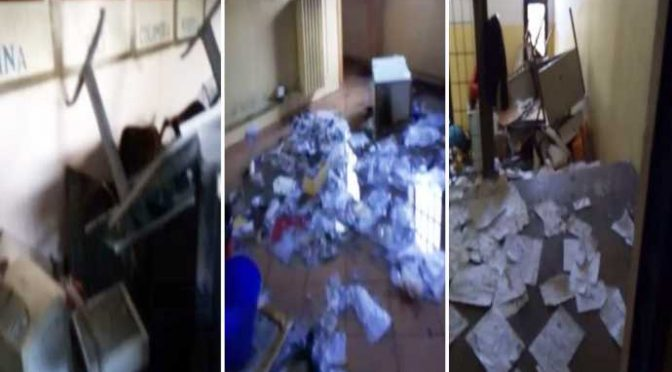 Rivolte detenuti: devastato il carcere di Bologna, pagate voi – VIDEO