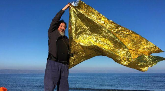 """Coronavirus, Ai Weiwei: """"E' come la pasta, Cina l'ha inventato e Italia l'ha diffuso nel mondo"""""""