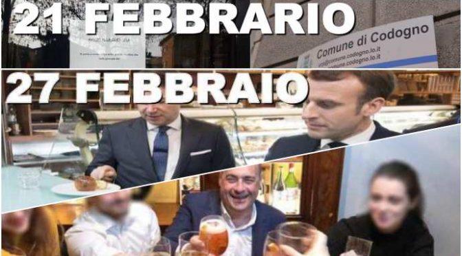 """I sogni bagnati di Repubblica: """"90% italiani sta con Conte"""""""