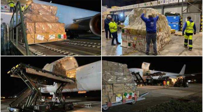 Altre 500mila mascherine dirette in Italia fregate alla dogana da Paese Ue