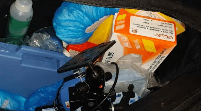 Coronavirus, immigrato ruba materiale sanitario da ospedale