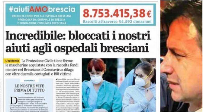 Coronavirus, contagiata ematologa ospedale di Perugia