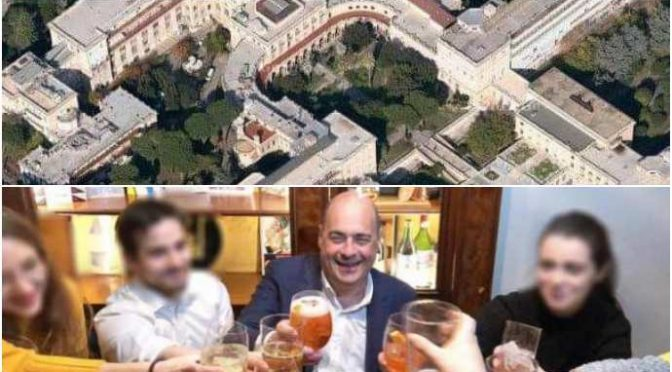 Coronavirus, la denuncia: 'contagio dilaga a Roma ma Zingaretti nasconde i numeri'