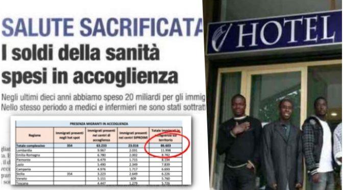 Africano deve lasciare l'hotel dopo anni di accoglienza: furioso devasta il centro di Perugia