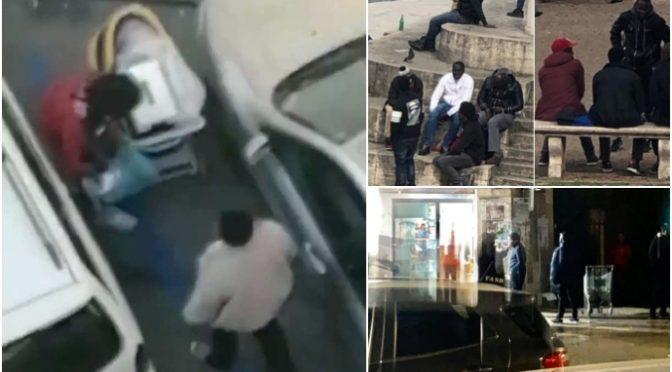 """Centinaia immigrati evitano la quarantena: """"Fanno quello che vogliono"""" – VIDEO"""