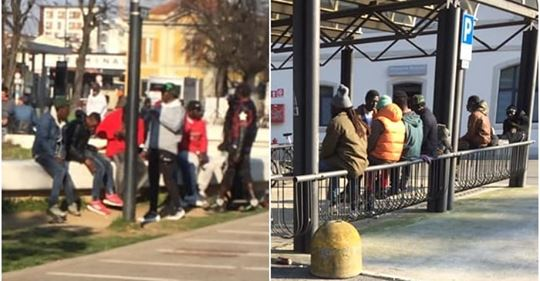 Migranti, le multe non servono: tanto loro non le pagano