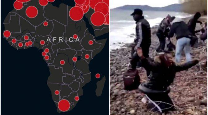 Nuovi casi, Coronavirus si diffonde in Libia: attenti ai barconi
