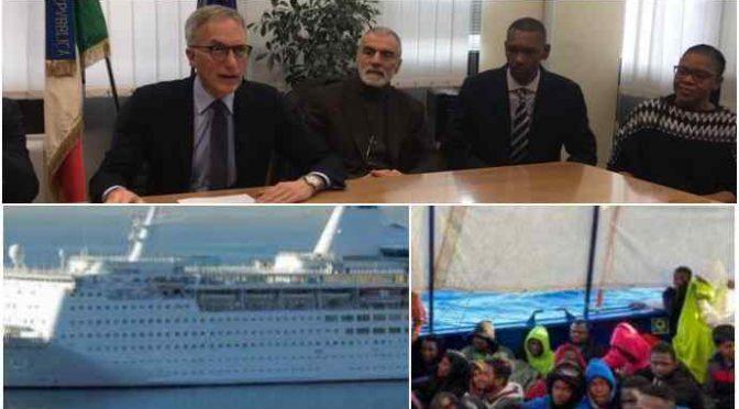 """Marocco respinge nave italiana, toga rossa assume marocchini in Procura: """"Sono profughi"""""""
