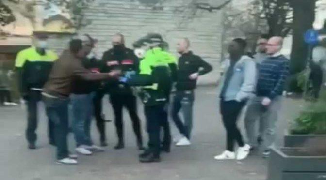 Coronavirus, immigrati vogliono spacciare in pace: 'rissa' con italiani, donne picchiate – VIDEO