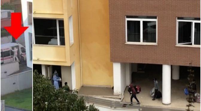 Immigrati infetti trasferiti di nascosto negli hotel: 45 euro a testa, al giorno – VIDEO