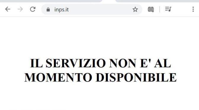 """Sito Inps in tilt, Salvini: """"Una vergogna di Stato"""""""