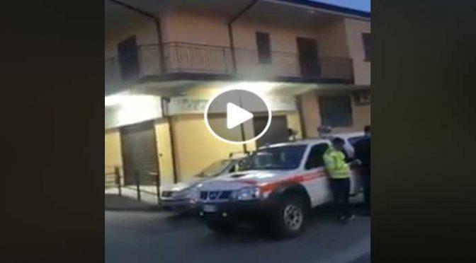 PROTEZIONE CIVILE DIFFONDE PREGHIERA ISLAMICA A COSENZA – VIDEO