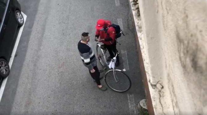 Droni a caccia di italiani, immigrati liberi di spacciare – VIDEO