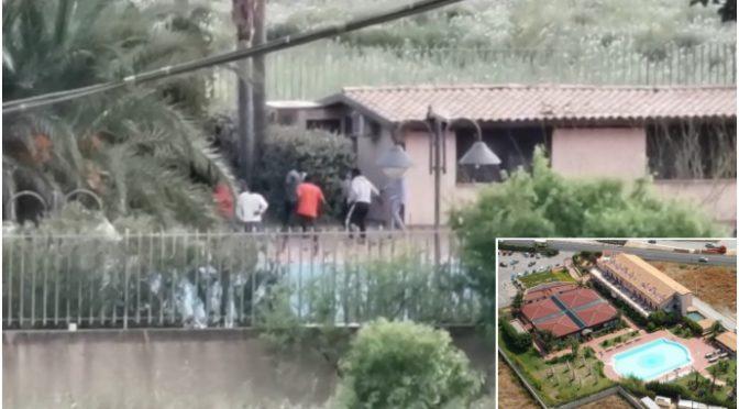 Tunisini fuggono da quarantena in resort di lusso: loro possono