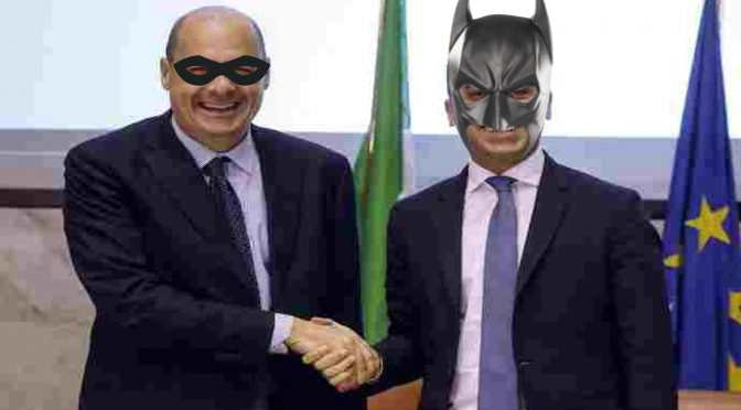 Zingaretti compra mascherine che non esistono: cinese scappa con l'anticipo di 11 milioni di euro