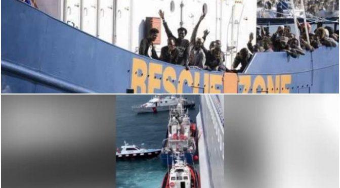 """Sequestrata seconda nave Ong: """"Irregolare e inquinava il mare"""""""