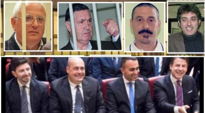 """Coronavirus, scarcerano il boss che ha ucciso suo padre: """"Si dimetta ministro"""""""