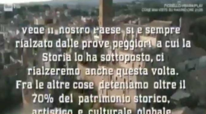 Stranieri vogliono comprarsi l'Italia con lo sconto: risposta da brividi – VIDEO