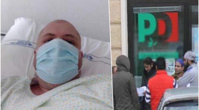Bologna, contagiato si trascina in ospedale da solo: non volevano ricoverarlo