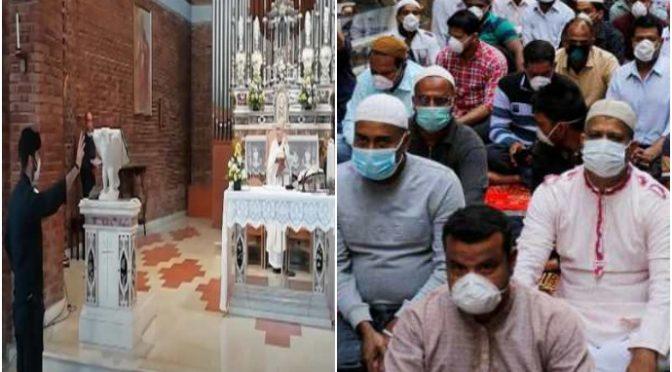 Ramadan, governo vieta messe ma permette la preghiera islamica in moschea!