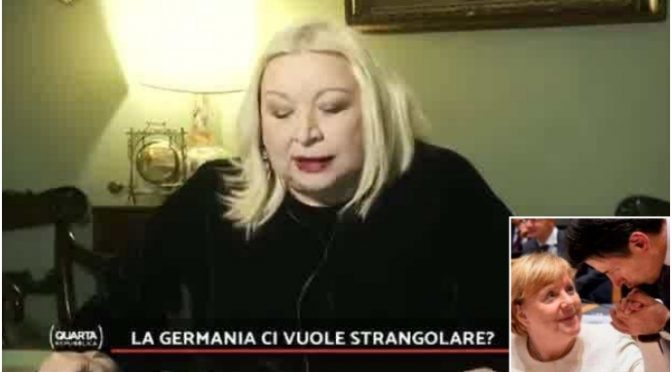 La Germania si prende i risparmi degli italiani con la complicità di Conte – VIDEO