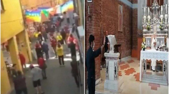 """Vescovi in rivolta contro la FASE 2: """"Viola libertà di culto"""""""