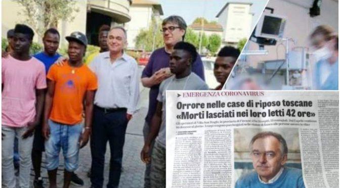 Sondaggio choc: Lega avanti in Toscana, spallata al governo
