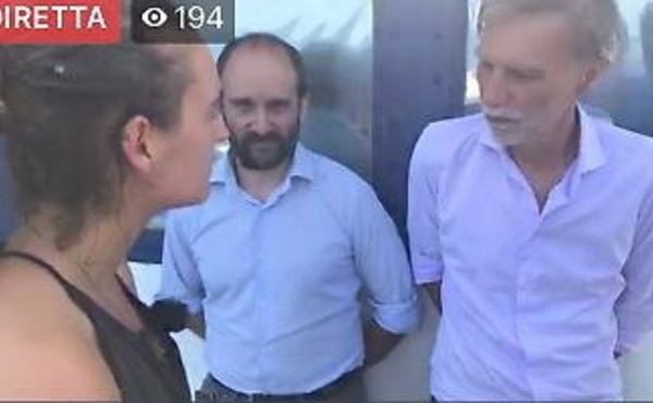 Così i parlamentari PD hanno aiutato Rackete a sbarcare 3 torturatori in Italia