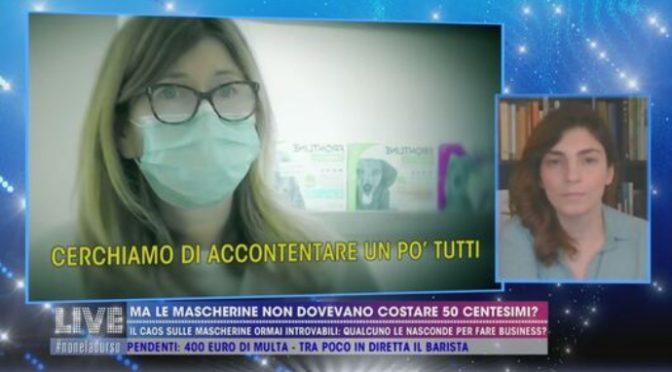 """Ministro grillino: """"Carenza mascherine perché italiani le vogliono griffate"""" – VIDEO"""