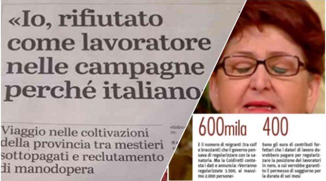 Il 'piano' di Salvini per cancellare la Sanatoria: guerriglia parlamentare