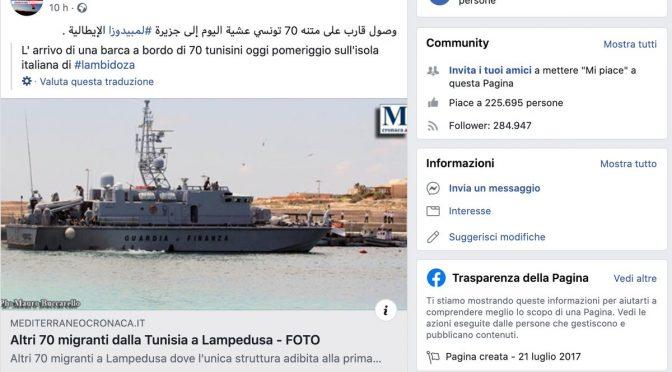 Trafficanti islamici esultano per sbarchi in Italia