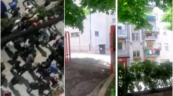 Rom contagiano un intero palazzo: è boom coronavirus in Molise