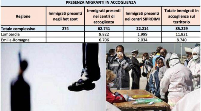 Ragazzo italiano si impicca dopo licenziamento: il 'suo' lavoro a immigrati