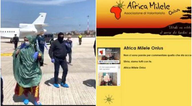 Silvia Romano, blitz carabinieri in sede ONG Africa Milele