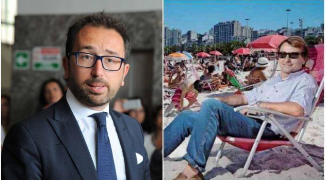 """Battisti, terrorista annuncia """"sciopero della fame totale"""": Bonafede scarcererà anche lui?"""