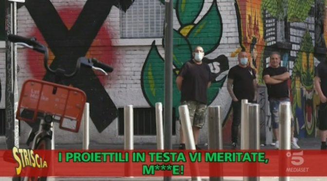 Spacciatori albanesi e 'ndrine a caccia di Brumotti: spari e aggressione a Roma – VIDEO