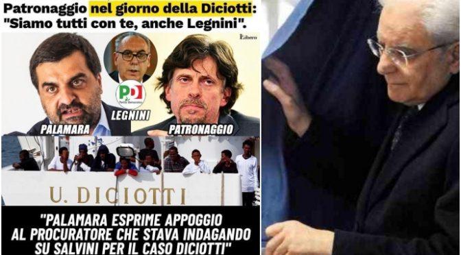"""Palamara, attacco a Salvini: """"Dovevo difendere Patronaggio"""" – VIDEO"""