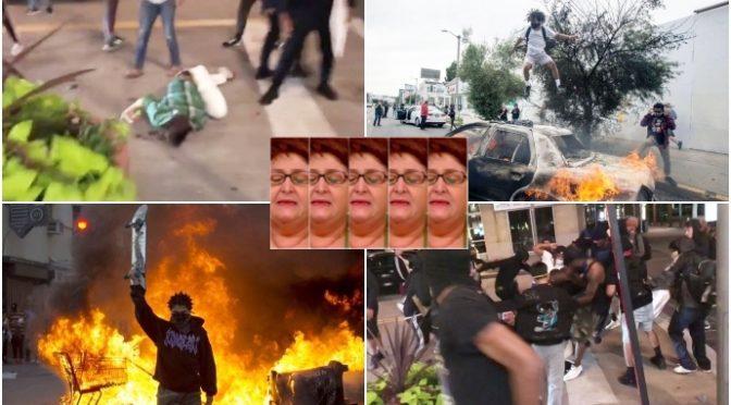 Antifà e BLM le uccidono la sorella durante 'proteste' – VIDEO