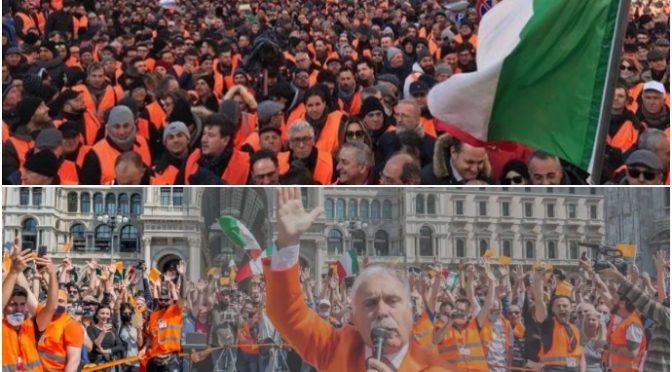 """Pappalardo convoca il popolo il 2 giugno a Roma: """"Andiamo a cacciare Conte""""- VIDEO"""