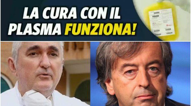 Suicidato il medico De Donno, padre della cura con 'plasma iperimmune'