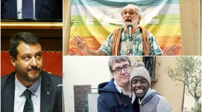 """OpenArms.Preti rossi rosicano, Biancalani e Zanotelli: """"Salvini va processato"""""""
