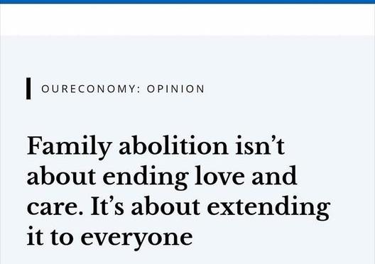 L'obiettivo di Soros: abolire la famiglia, ma non la sua
