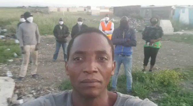 Leader dei clandestini africani minaccia di marciare su Roma
